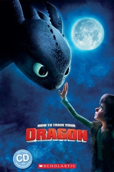 How to Train Your Dragon. Reader + Audio CD (Poziom 1)