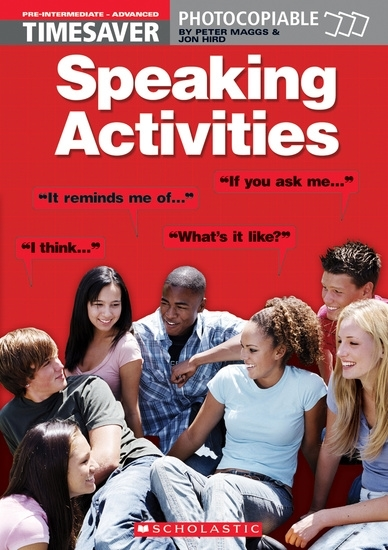 English Timesavers: Speaking Activities