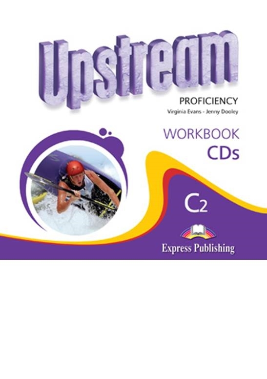 Upstream Proficiency C2 NEW. Workbook Audio CDs (set of 2)