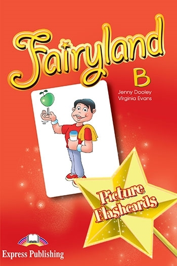 Fairyland 4. Picture Flashcards