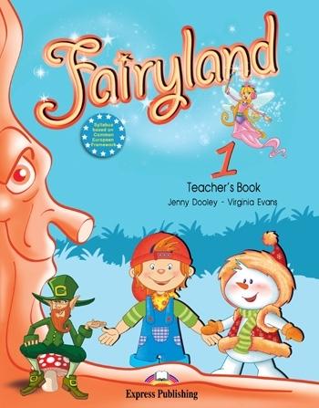 Fairyland 1. Teacher's Book + Posters (edycja międzynarodowa)