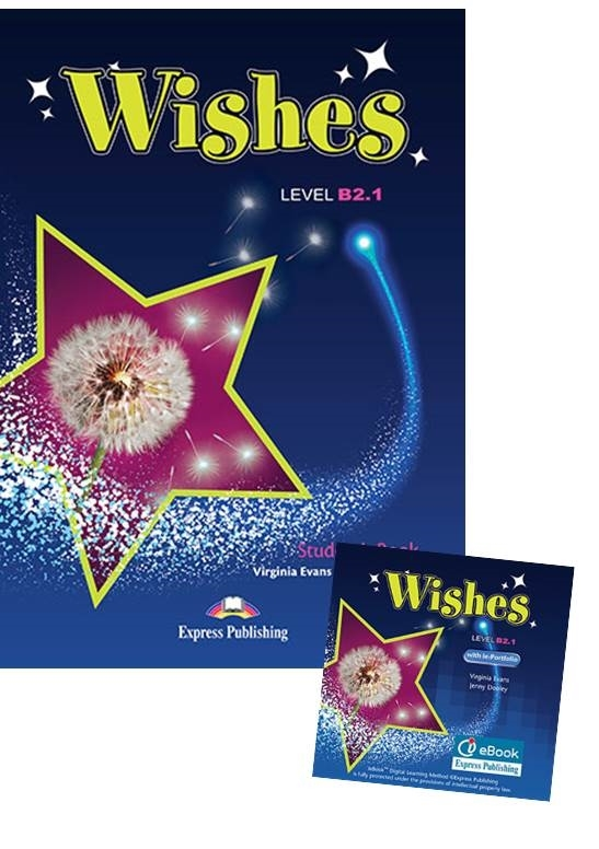 Wishes B2.1 (New edition). Student's Book + Interactive eBook