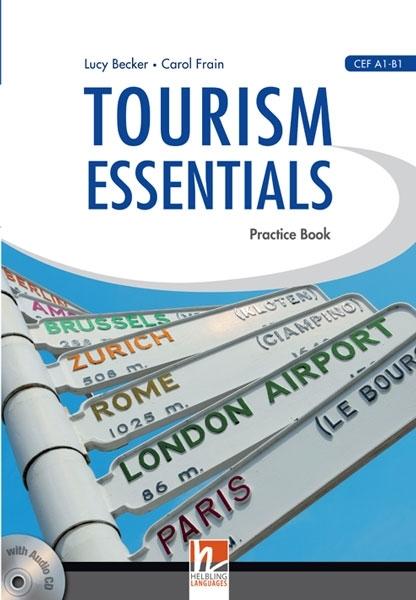 Tourism Essentials (książka + Audio CD)