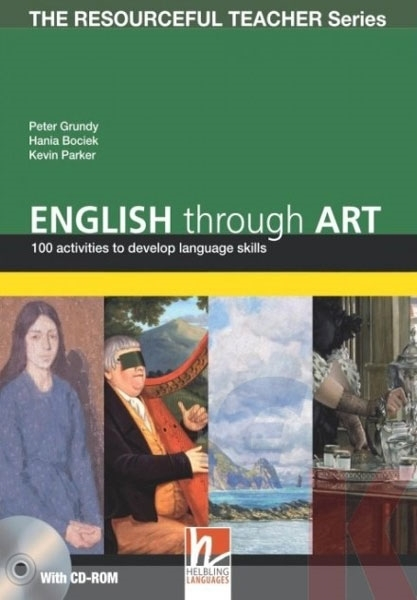 English through ART (książka + CD-ROM)