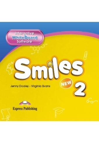 New Smiles 2. Interactive Whiteboard Software (płyta)