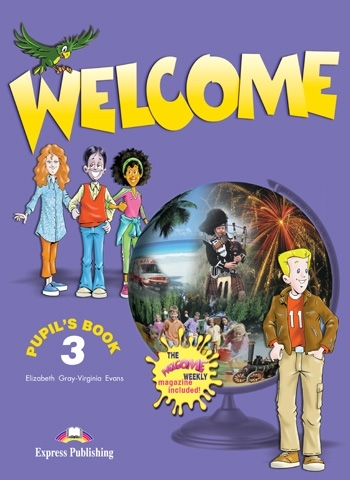 Welcome 3. Pupil's Book + The Welcome Weekly