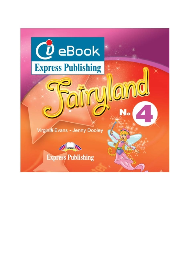 Fairyland 4. Interactive eBook
