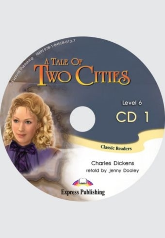 A Tale of Two Cities. Audio CDs (set of 2)