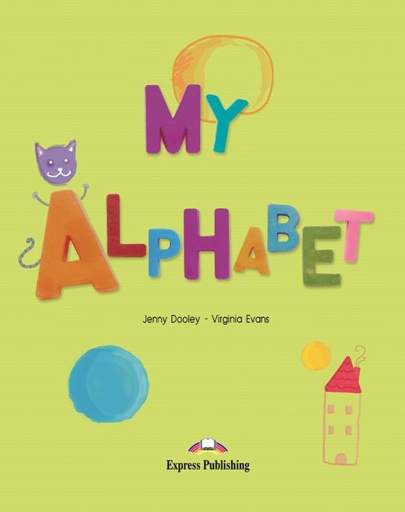 My Alphabet + Audio CD