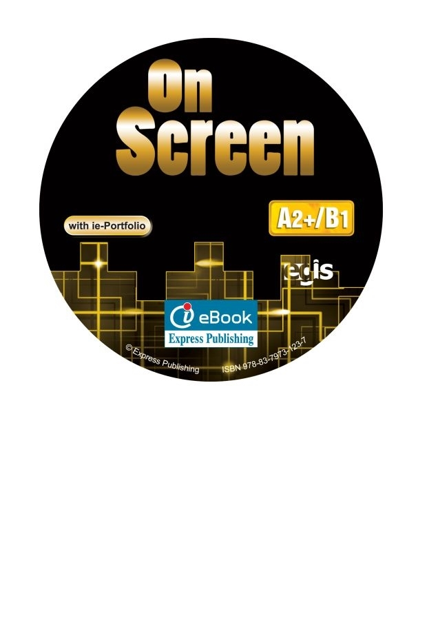On Screen A2+/B1. Interactive eBook (Podręcznik cyfrowy)