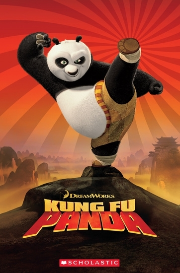 Kung Fu Panda. Reader + Audio CD