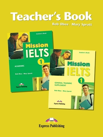 Mission IELTS 1. Teacher's Book