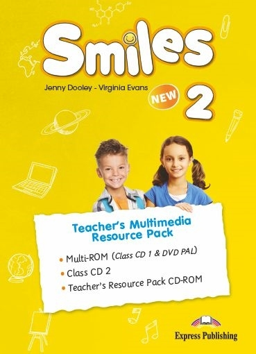 New Smiles 2. Teacher's Multimedia Resource Pack