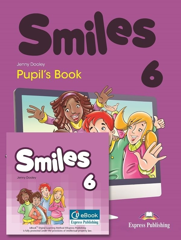 Smiles 6. Pupil's Pack (Pupil's Book + Interactive eBook)