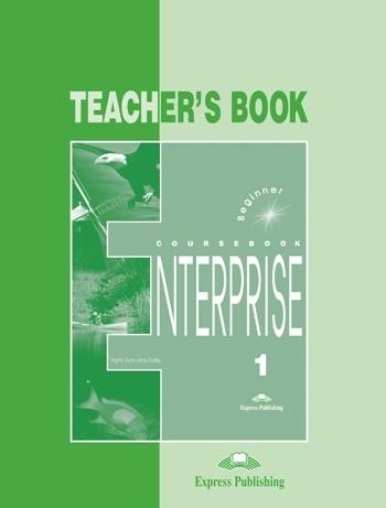 Enterprise 1. Teacher's Book