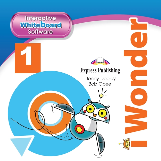 I Wonder 1. Interactive Whiteboard Software (płyta)