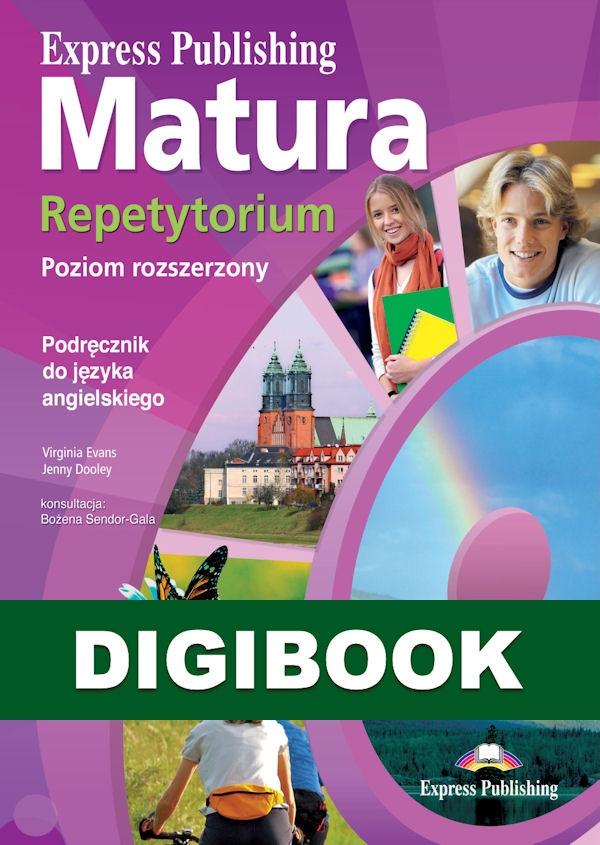 Matura Repetytorium. Poziom rozszerzony. Podręcznik cyfrowy DigiBook (kod)