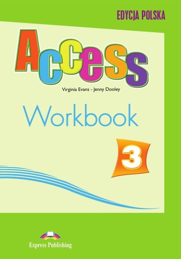 Access 3. Workbook (edycja polska)