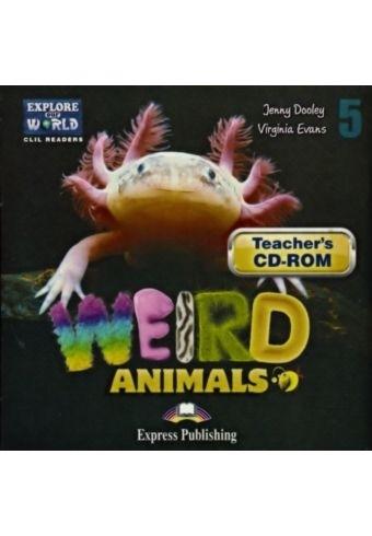 Weird Animals. Teacher's CD-ROM