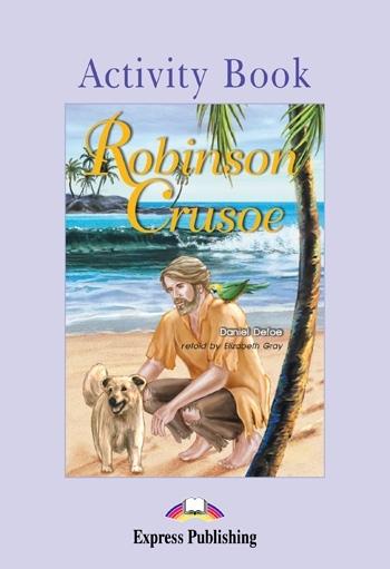 Robinson Crusoe. Activity Book