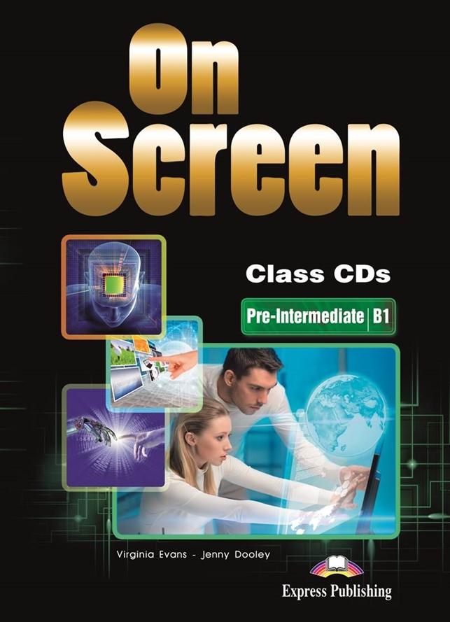 On Screen Pre-Inter. (B1). Class Audio CDs (set of 3)