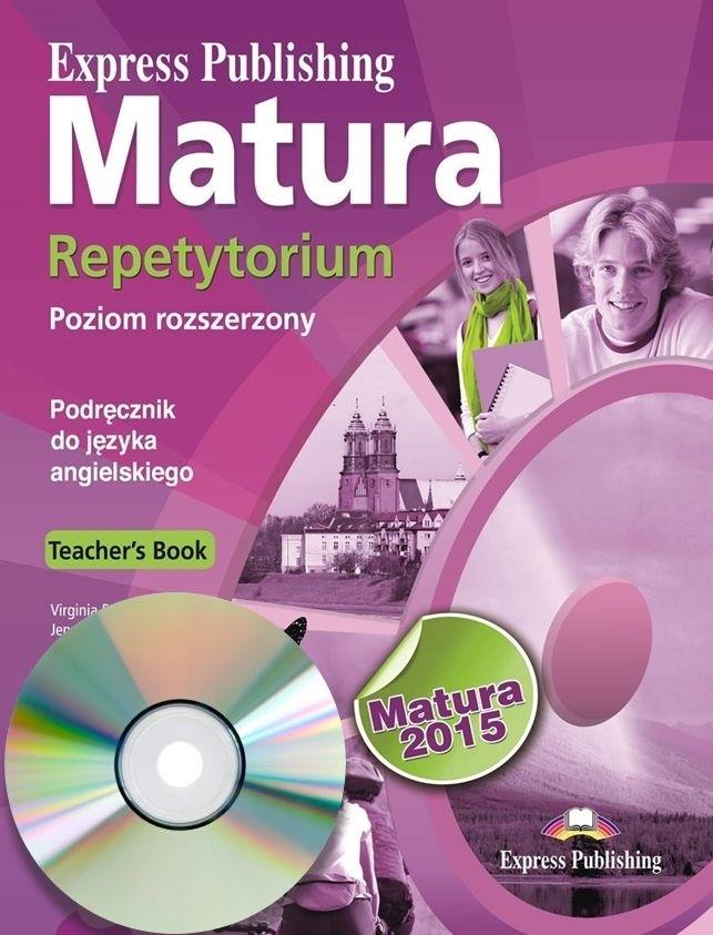 Matura 2015 Repetytorium. Poziom rozszerzony. Teacher's Book + Audio CDs