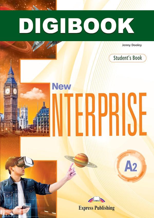 New Enterprise A2. Podręcznik cyfrowy DigiBook (kod)
