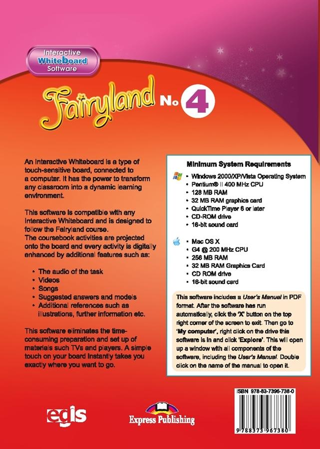 Fairyland 4. Interactive Whiteboard Software