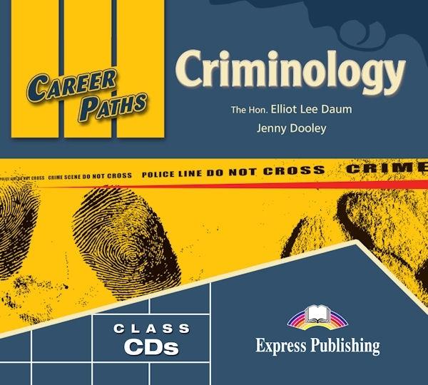 Criminology. Class Audio CDs