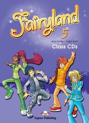 Fairyland 5. Class Audio CDs
