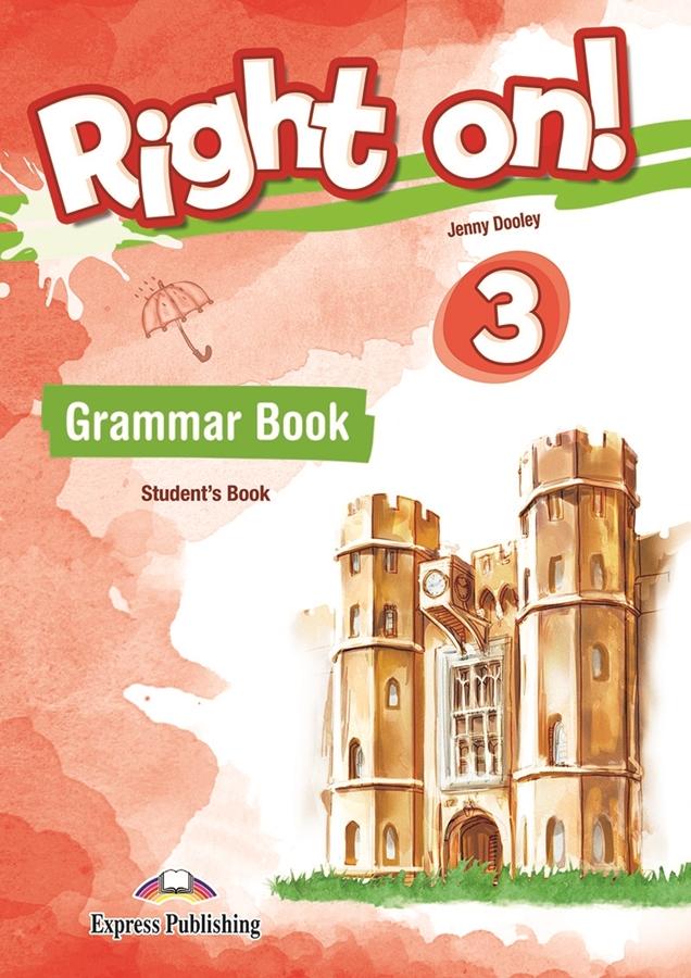 Right On! 3 Grammar Student's (Gramatyka - wersja dla ucznia) + kod DigiBook