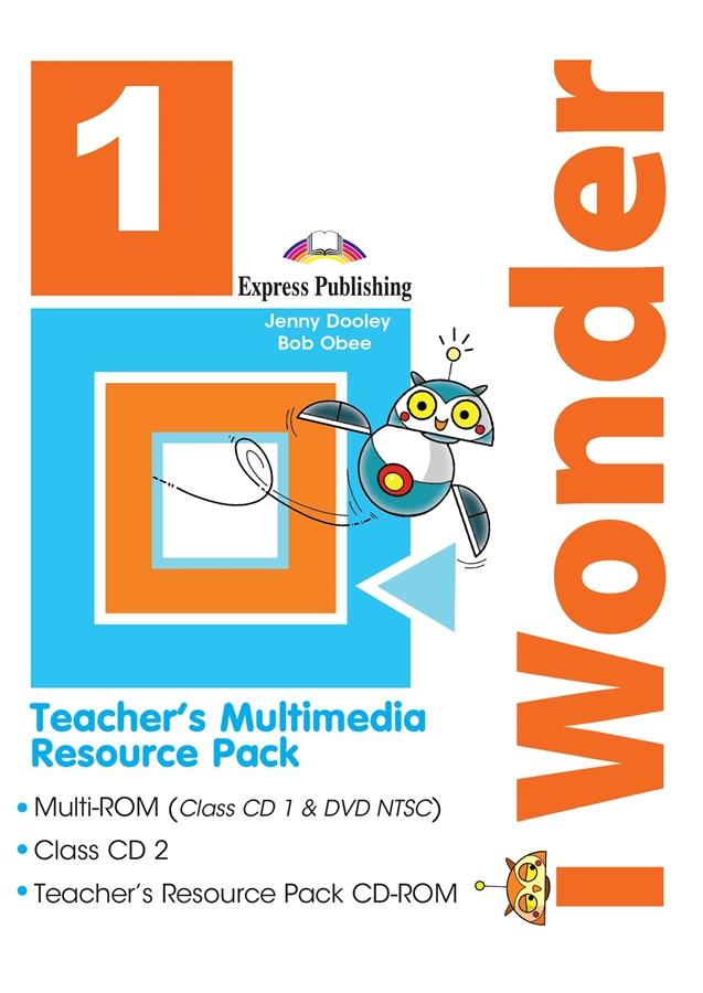 I Wonder 1 Teacher's Multimedia Resource Pack