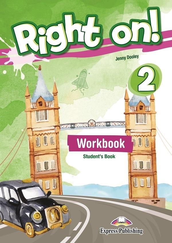 Right On! 2 Workbook Student's (Ćwiczenia - wersja dla ucznia) + kod DigiBook