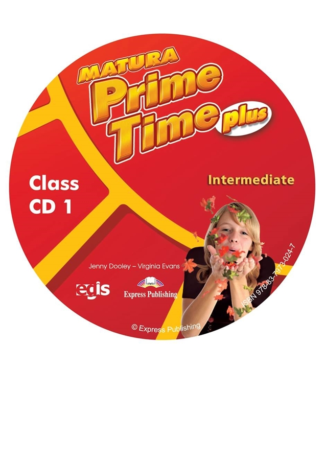 Matura Prime Time Plus Intermediate. Class & Workbook Audio CDs (set of 4)