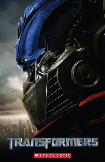Transformers. Reader + Audio CD