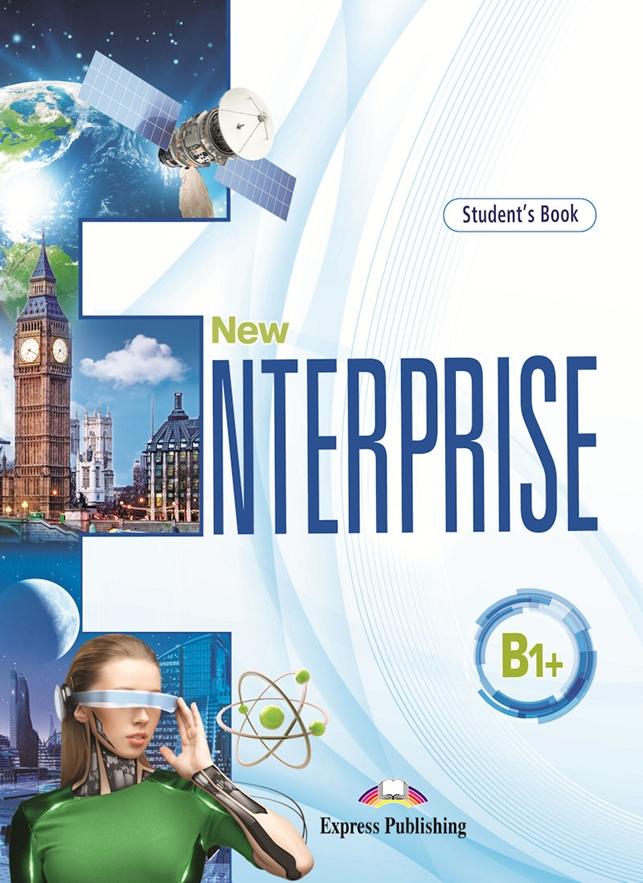 New Enterprise B1+. Podręcznik papierowy (edycja polska, wieloletnia)