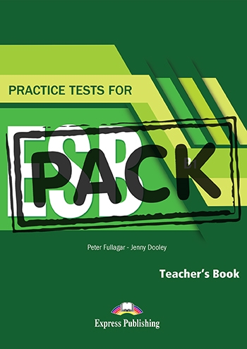 Practice Tests for ESB (B1). Teacher's Book + kod DigiBook