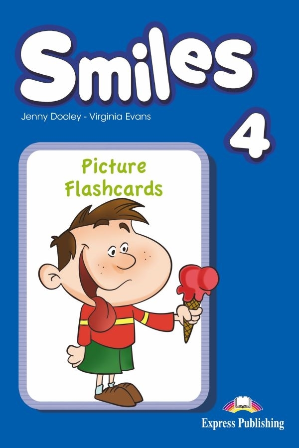 Smiles 4. Picture Flashcards