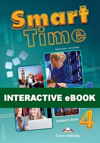Smart Time 4. Podręcznik cyfrowy Interactive eBook (płyta)