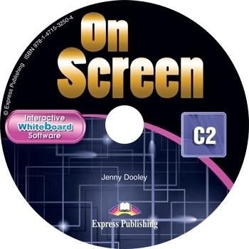 On Screen C2. Interactive Whiteboard Software (płyta)