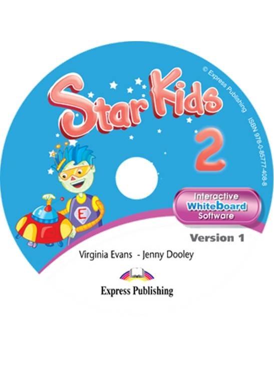 Star Kids 2. Interactive Whiteboard Software