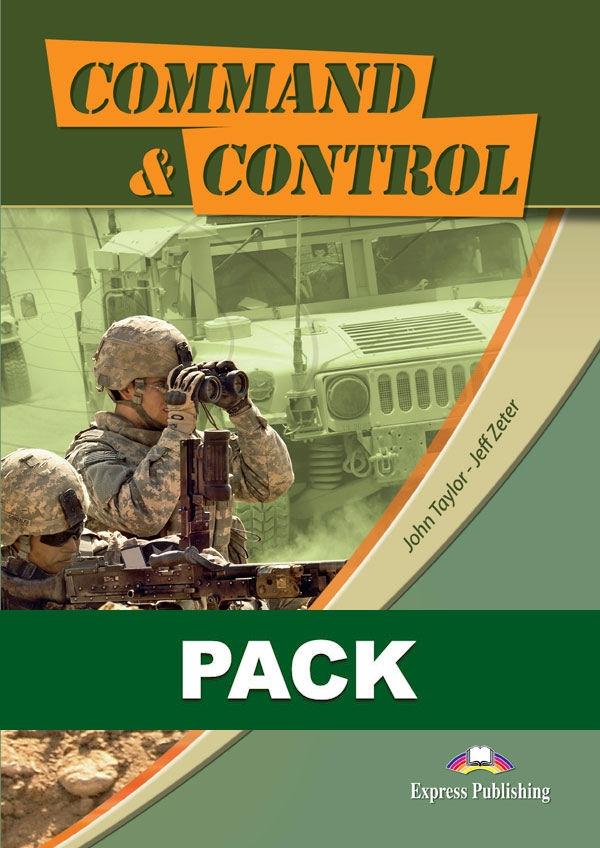 Command & Control. Podręcznik papierowy + podręcznik cyfrowy DigiBook (kod)