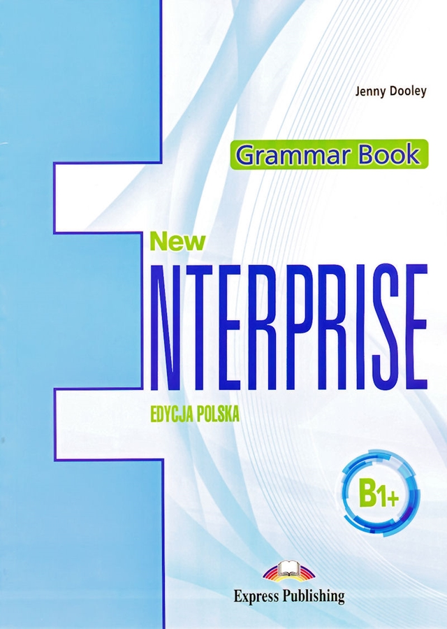 New Enterprise B1+. Grammar Book + DigiBook (kod)
