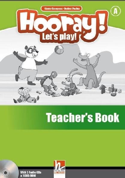Hooray! Let's Play! level A Teacher's Book