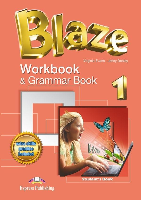 Student's Workbook & Grammar Book (Ćwiczenia wersja dla ucznia)