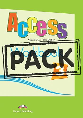 Access 3. Zeszyt ćwiczeń papierowy + DigiBook (kod)