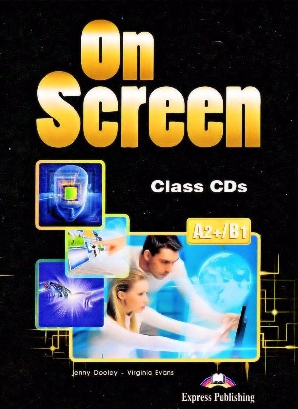 On Screen A2+/B1. Class Audio CDs (set of 3)