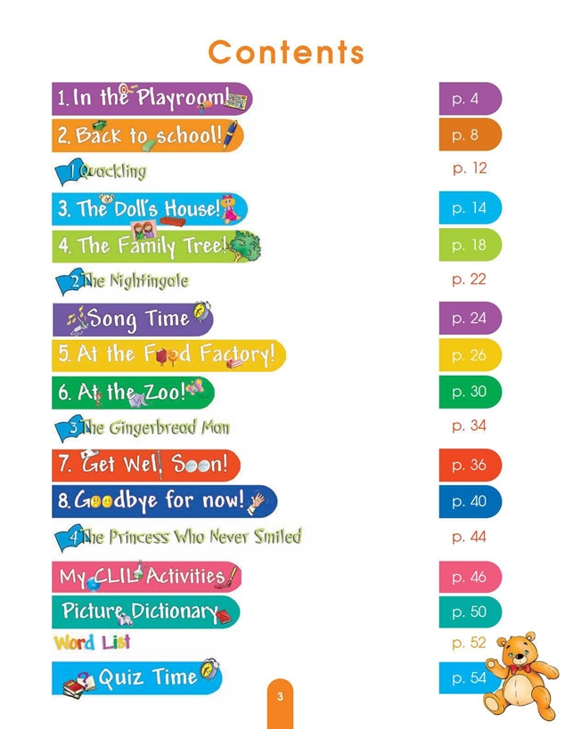 Fun with English 3. Pupil's Pack (Pupil's Book + Multi-ROM)