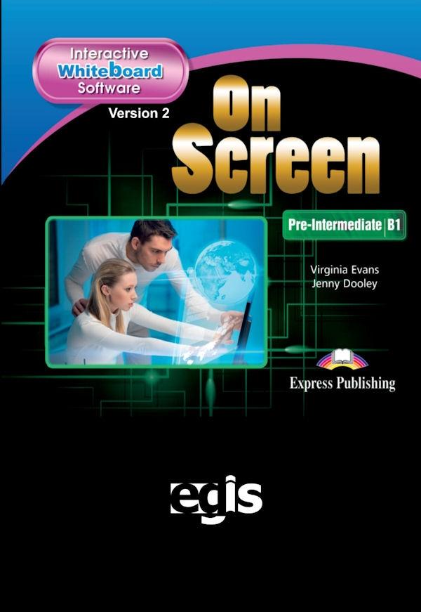 On Screen Pre-Inter. (B1). Interactive Whiteboard Software (płyta)