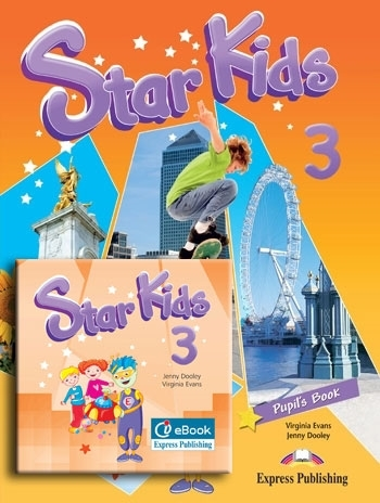 Star Kids 3. Pupil's Pack (Pupil's Book + interactive eBook)